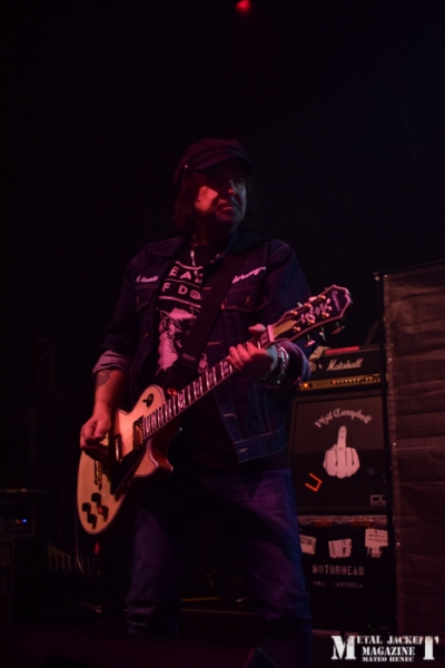 Phil Campbell And The Bastard