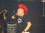 The Exploited @ Vintage Industrial Bar